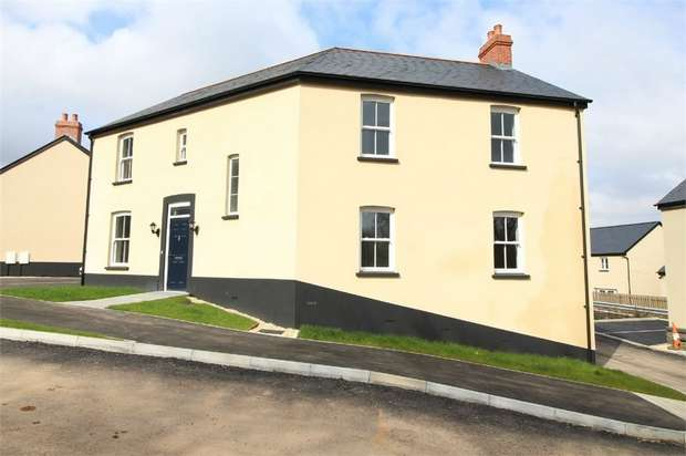 4 Bedrooms Detached House for sale in Woodland View, Blaenavon, PONTYPOOL, Torfaen