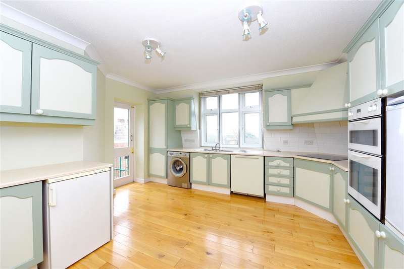 3 Bedrooms Apartment Flat for sale in Penthouse, Ross Court, Putney Hill, Putney