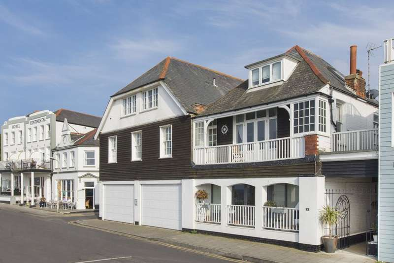 6 Bedrooms Maisonette Flat for sale in Beach Walk, Whitstable, CT5