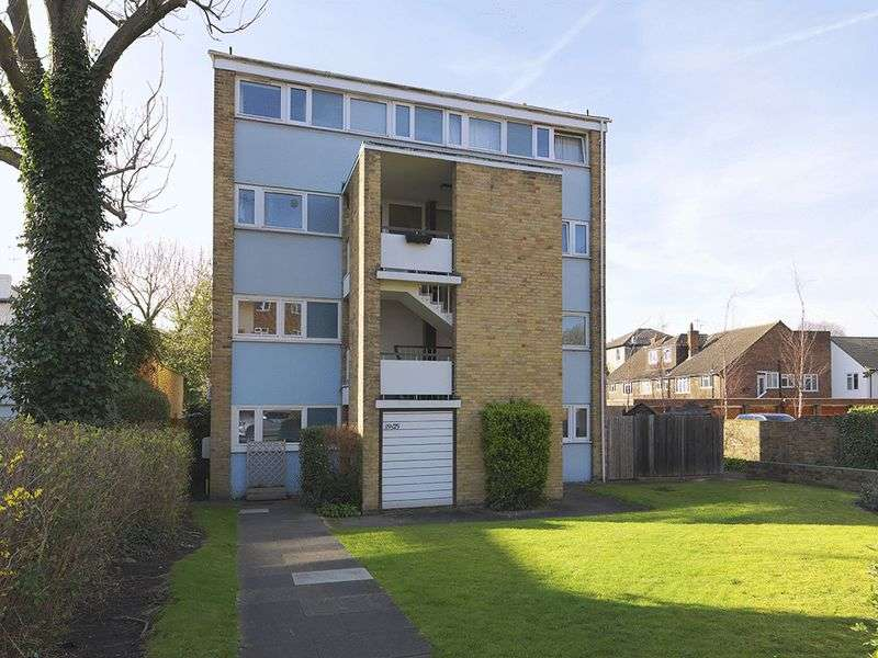 2 Bedrooms Flat for sale in Maple Road, Surbiton, KT6