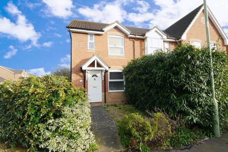 2 Bedrooms Terraced House for sale in LONGFORD WAY, DIDCOT