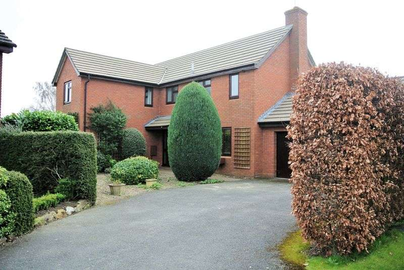 5 Bedrooms Detached House for sale in The Ridings, Maisemore, Gloucester GL2 8JD