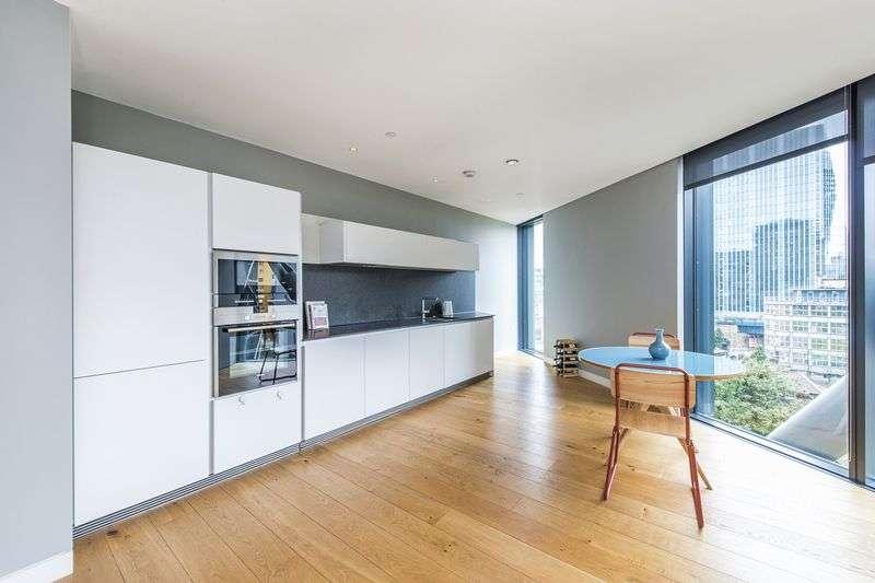 2 Bedrooms Flat for sale in Sumner Street, London