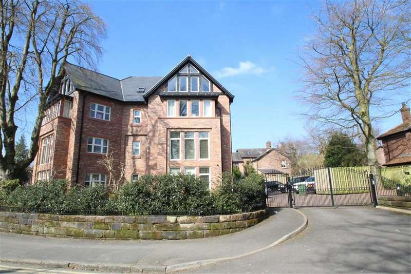 2 Bedrooms Penthouse Flat for sale in Ashley Road, Hale, Hale Altrincham