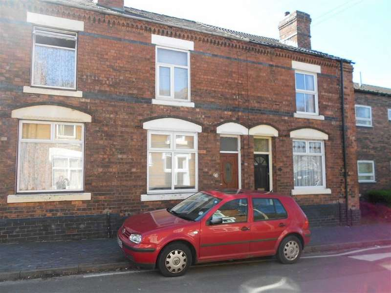 2 Bedrooms Property for sale in Meredith Street, Crewe, Cheshire