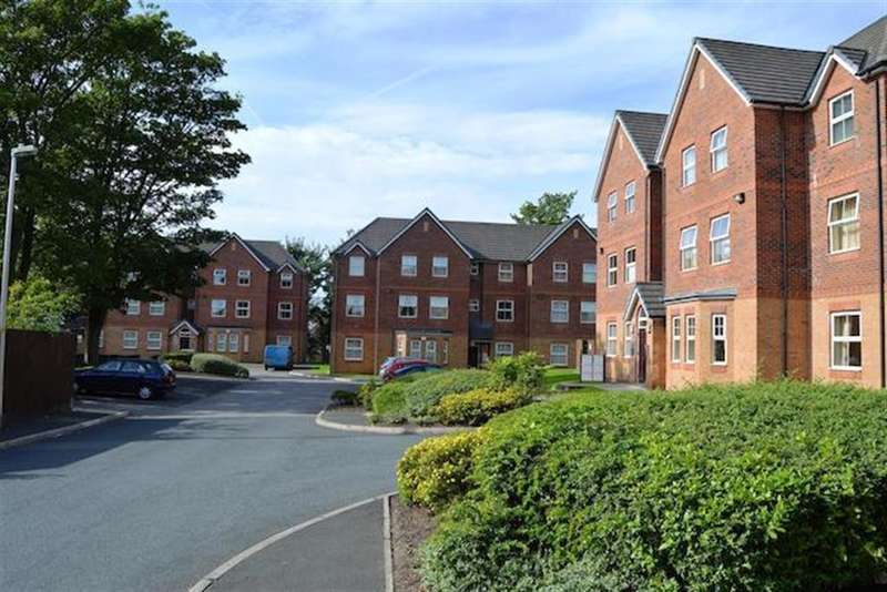 2 Bedrooms Flat for sale in Brookfield Apartments, Leigh Road, Atherton, M46 0NW