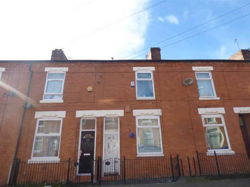 2 Bedrooms Property for sale in Cobden Street, Blackley, Manchester, M9