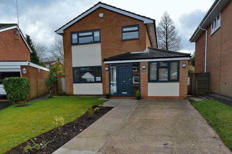3 Bedrooms Detached House for sale in Sergeants Lane, Whitefield, Manchester