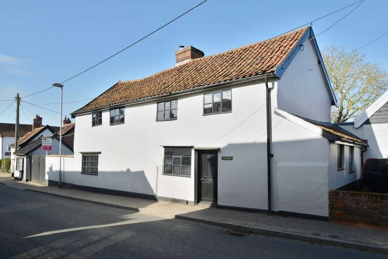 4 Bedrooms Cottage House for sale in The Street, Dickleburgh