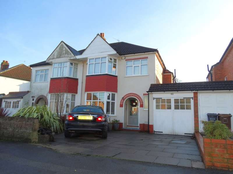 3 Bedrooms Semi Detached House for sale in Welford Road, Shirley