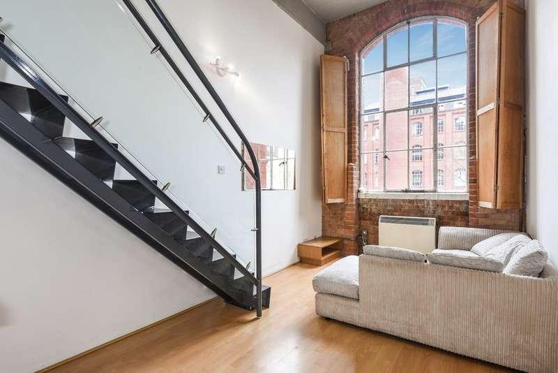 1 Bedroom Flat for sale in Manhattan Building, Bow Quarter