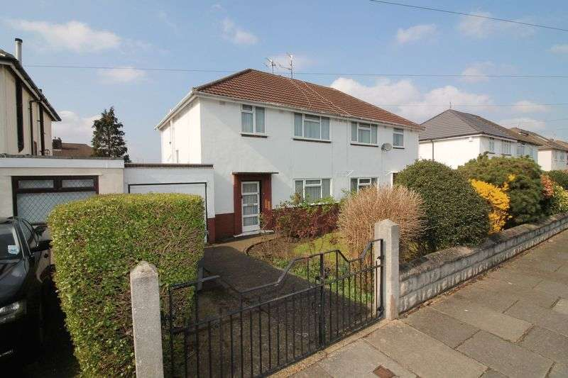 3 Bedrooms Semi Detached House for sale in Holm Hey Road, Prenton