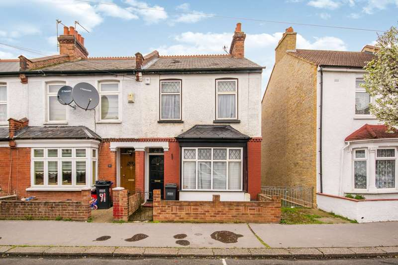 3 Bedrooms End Of Terrace House for sale in Cedar Road, East Croydon, CR0