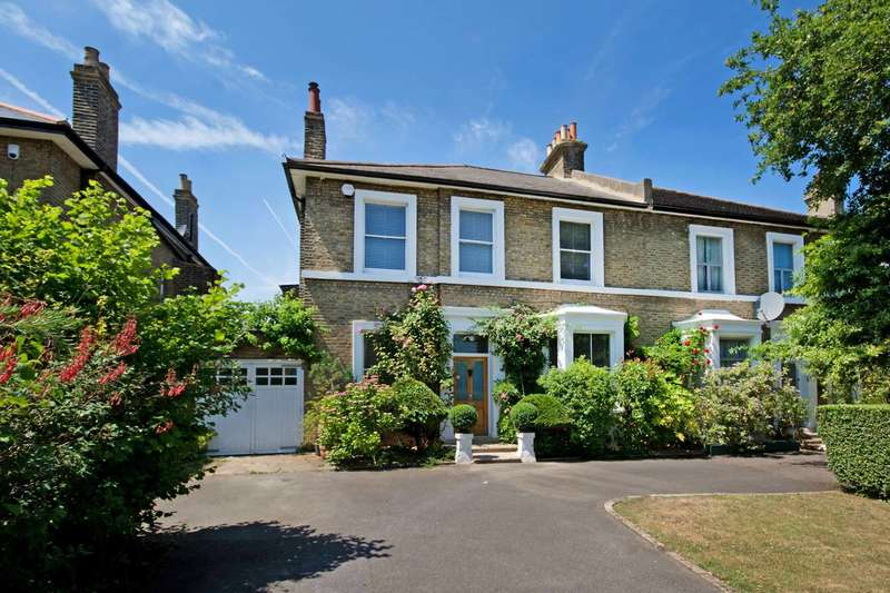 4 Bedrooms House for sale in Dacres Road, Forest Hill, SE23