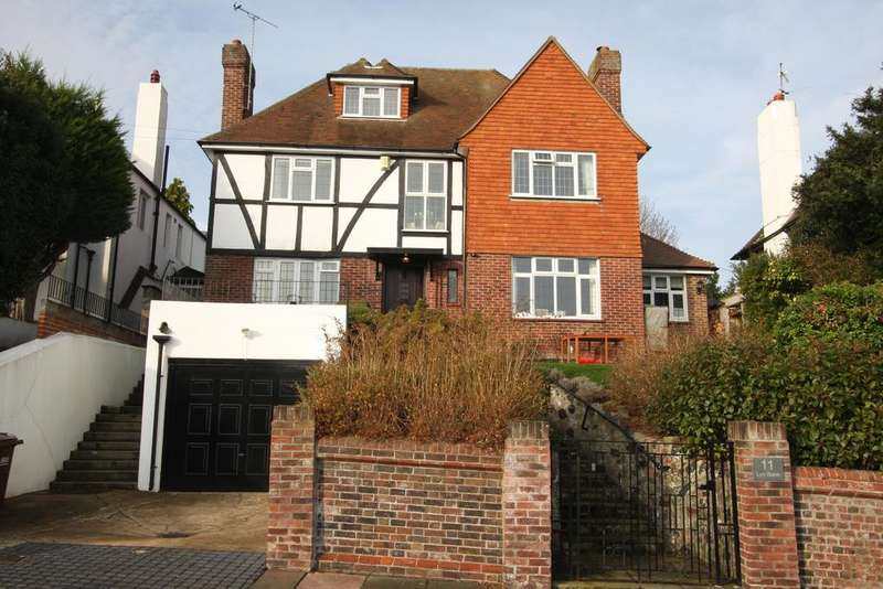 5 Bedrooms Detached House for sale in Mill Gap Road, Eastbourne BN21