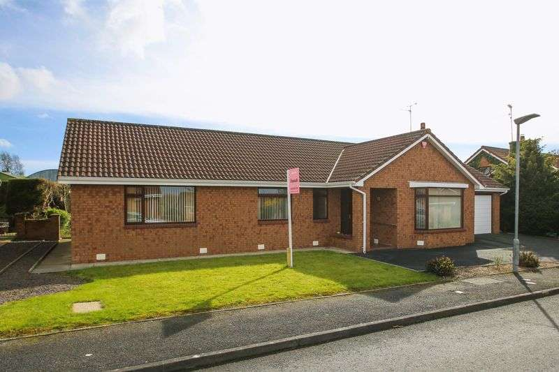 3 Bedrooms Detached Bungalow for sale in 11 Brook Road, Portadown