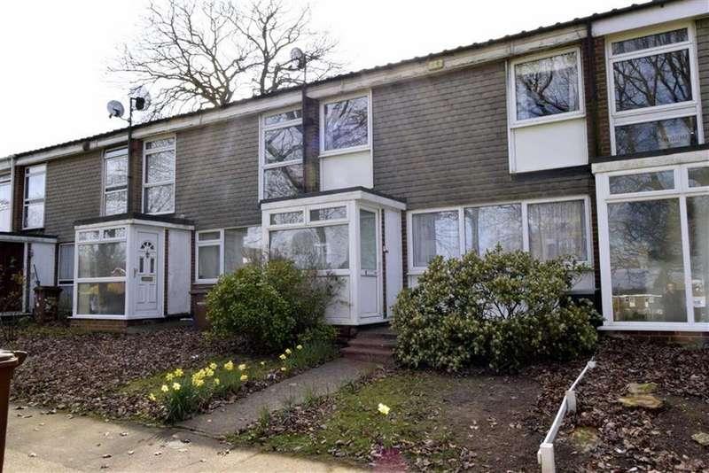 3 Bedrooms Terraced House for sale in Peverel Green, Rainham, Kent, ME8