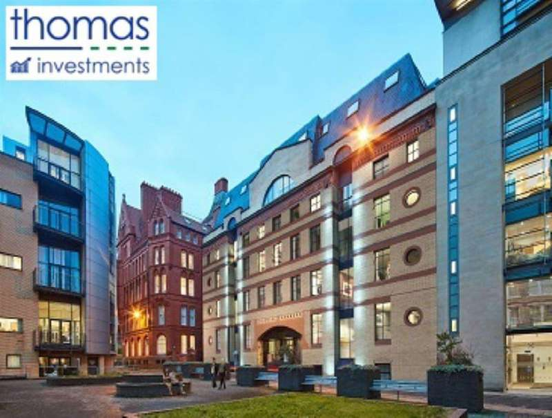 1 Bedroom Apartment Flat for sale in Temple Street, Liverpool