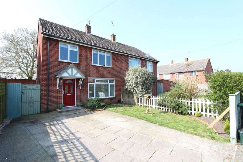3 Bedrooms Semi Detached House for sale in BURTON