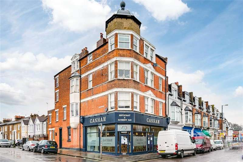 3 Bedrooms Flat for sale in Sheen Lane, East Sheen, London