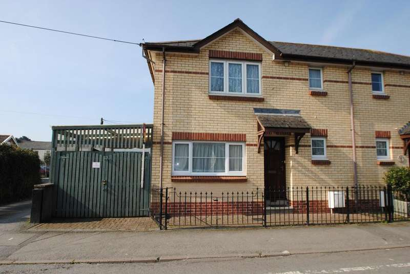 2 Bedrooms Semi Detached House for sale in Gloster Road, Barnstaple