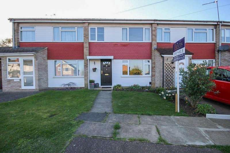 3 Bedrooms House for sale in 3 bedroom Terraced House in North Weald