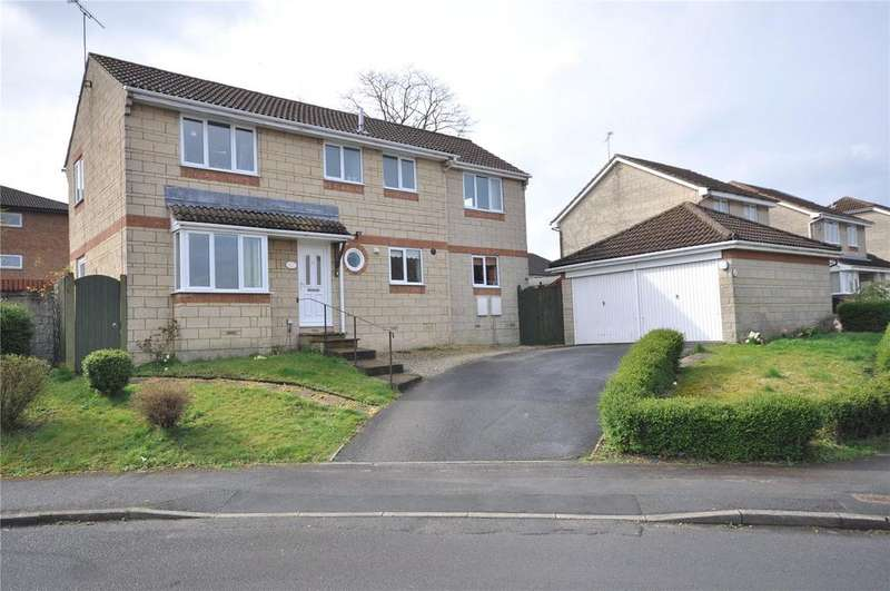 4 Bedrooms Detached House for sale in Locksgreen Crescent, Rodbourne, Swindon, Wiltshire, SN25