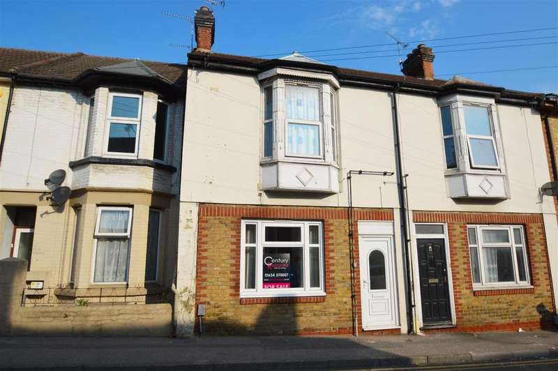 1 Bedroom Flat for sale in Richmond Road, Gillingham