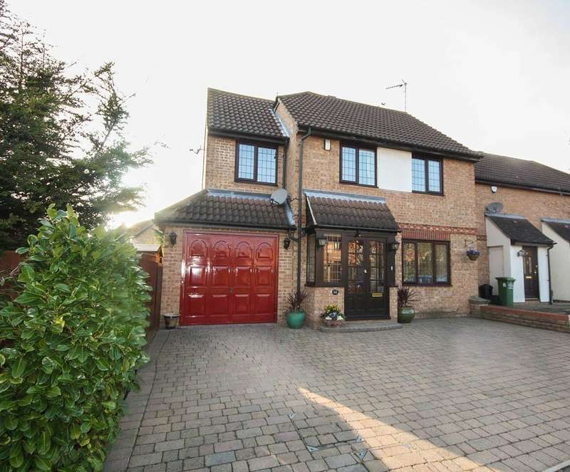 4 Bedrooms End Of Terrace House for sale in Pound Lane Central, Basildon SS15
