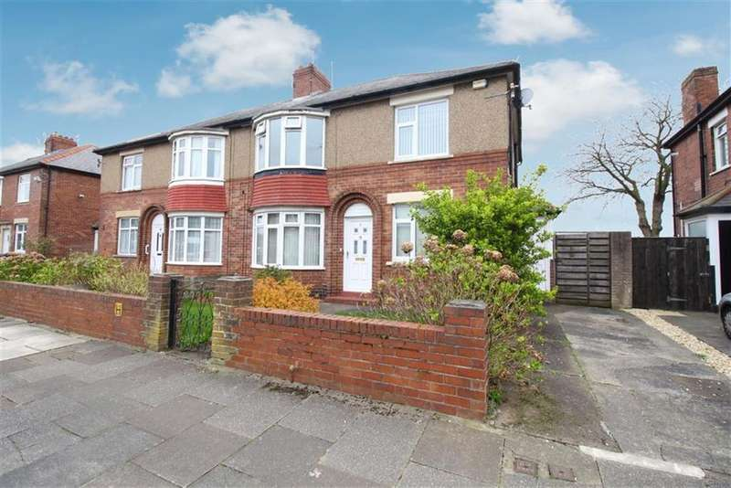 2 Bedrooms Flat for sale in Closefield Grove, Monkseaton