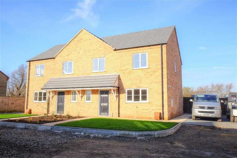 3 Bedrooms Semi Detached House for sale in Daniels End, Willingham, Cambridge