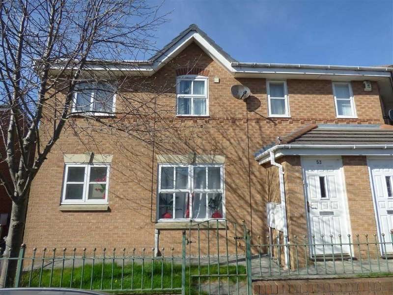 2 Bedrooms Semi Detached House for sale in Silton Street, Moston, Manchester, M9