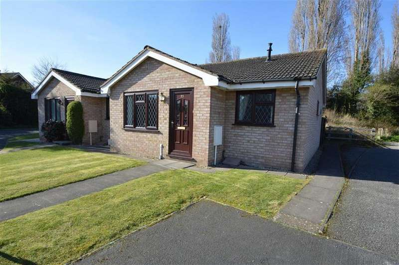 2 Bedrooms Bungalow for sale in 35, Adams Ridge, Shrewsbury, SY3