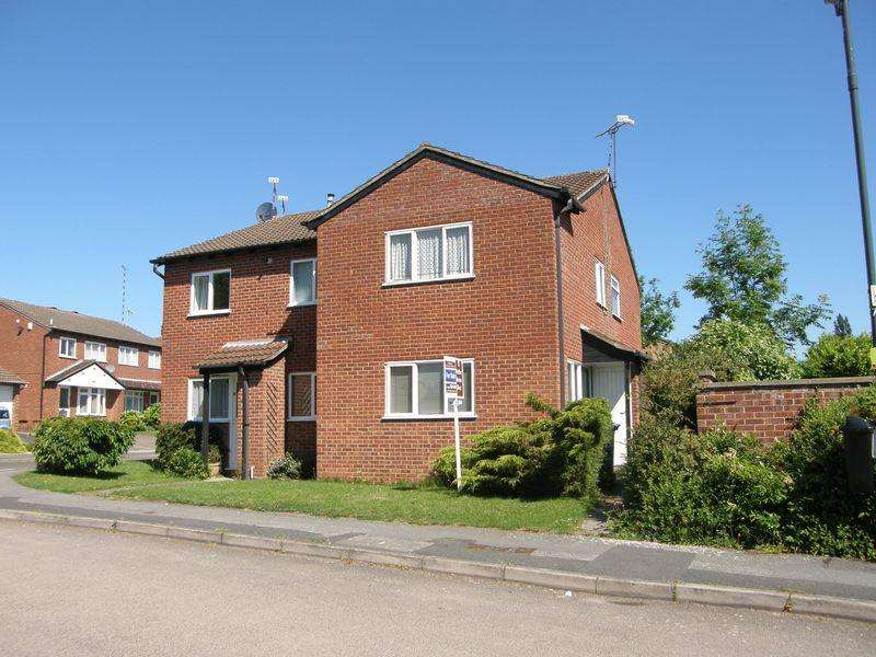 1 Bedroom Terraced House for sale in Rushmoor Drive, Chapelfields, Coventry, CV5 8NL