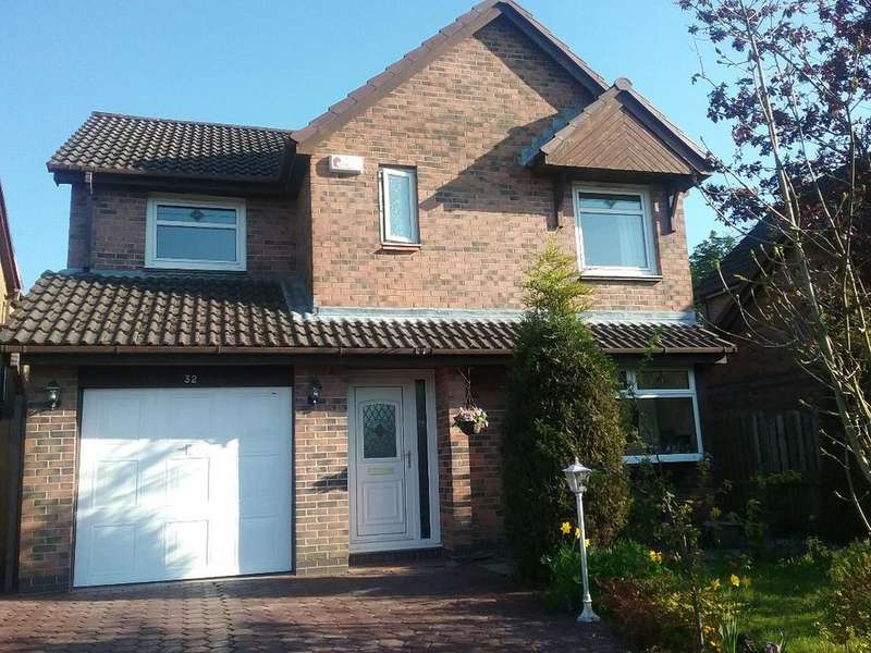 4 Bedrooms Detached House for rent in Lismore Place, Newton Mearns, Glasgow, G77 6UQ