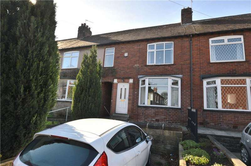2 Bedrooms Terraced House for sale in Flanshaw Lane, Wakefield, West Yorkshire