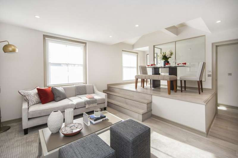 2 Bedrooms Flat for sale in King Street, Richmond