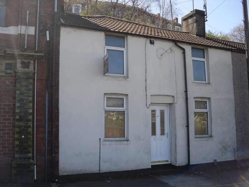 5 Bedrooms Terraced House for sale in Rickards Street, Pontypridd