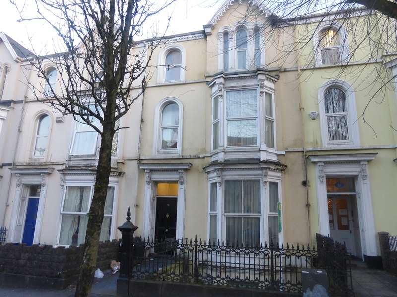 2 Bedrooms Flat for sale in Walter Road, Swansea