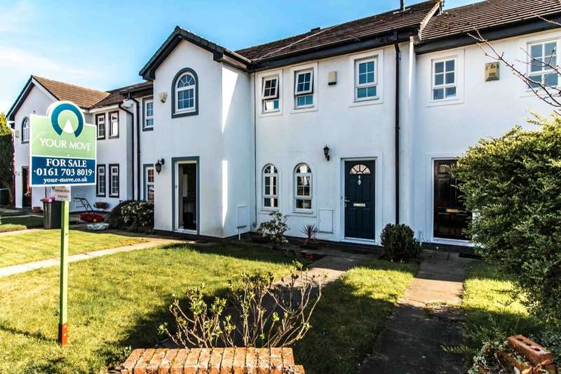 2 Bedrooms Property for sale in Bunting Mews, Ellenbrook, Worsley, M28