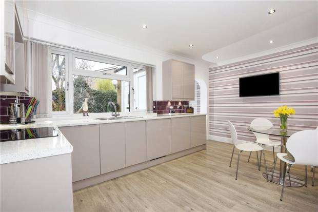 3 Bedrooms End Of Terrace House for sale in Ruddlesway, Windsor, Berkshire