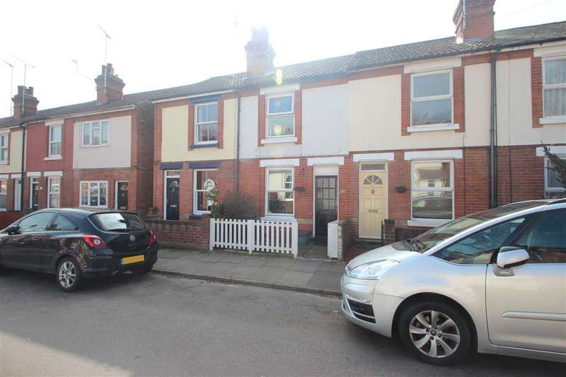 2 Bedrooms Terraced House for sale in Lisle Road, New Town, Colchester