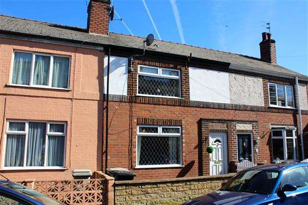 2 Bedrooms Terraced House for sale in Brock Street, Macclesfield