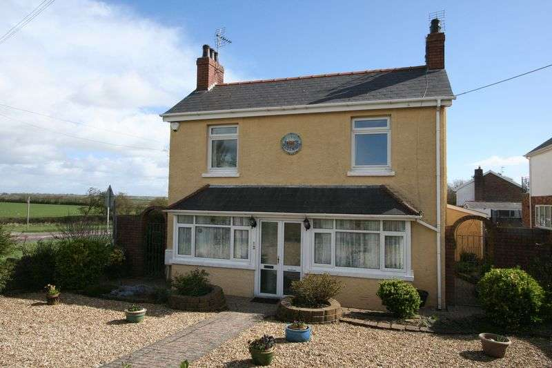 5 Bedrooms Detached House for sale in Gileston Road, Gileston
