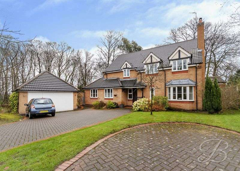 4 Bedrooms Detached House for sale in New Mill Lane, Forest Town