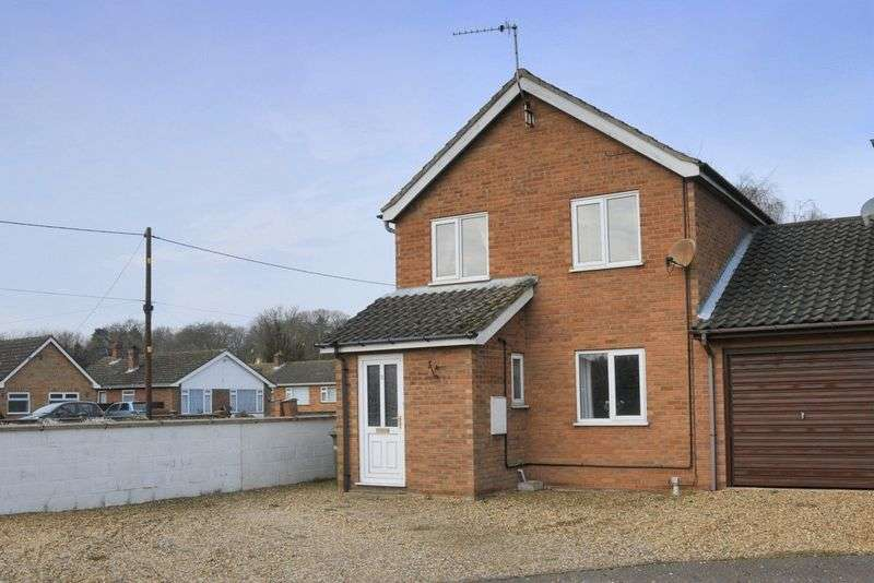 3 Bedrooms Detached House for sale in St Faiths Close, Great Witchingham, Norwich, NR9