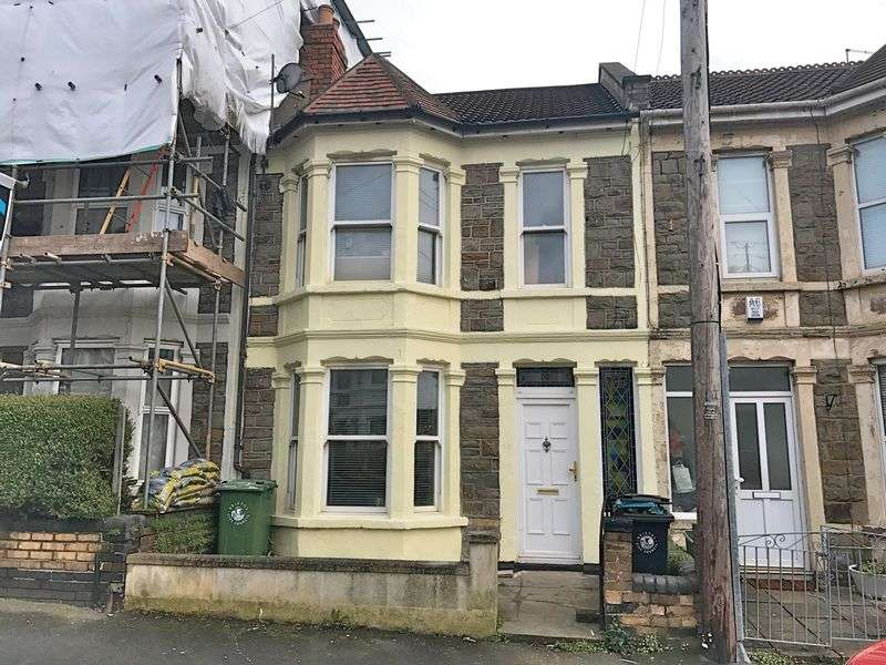 3 Bedrooms Terraced House for sale in Oakleigh Avenue, Bristol
