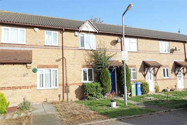 2 Bedrooms Terraced House for sale in Pavilion Drive, Kemsley, Sittingbourne, Kent