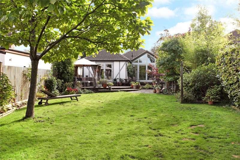 3 Bedrooms Detached Bungalow for sale in Boundstone Road, Wrecclesham, Farnham, Surrey, GU10
