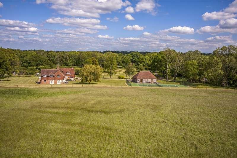 6 Bedrooms Detached House for sale in Brook, Surrey, GU8